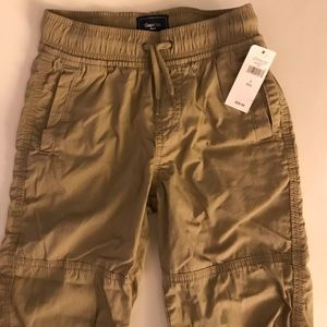 Boys Khaki cargo pants - new with tags